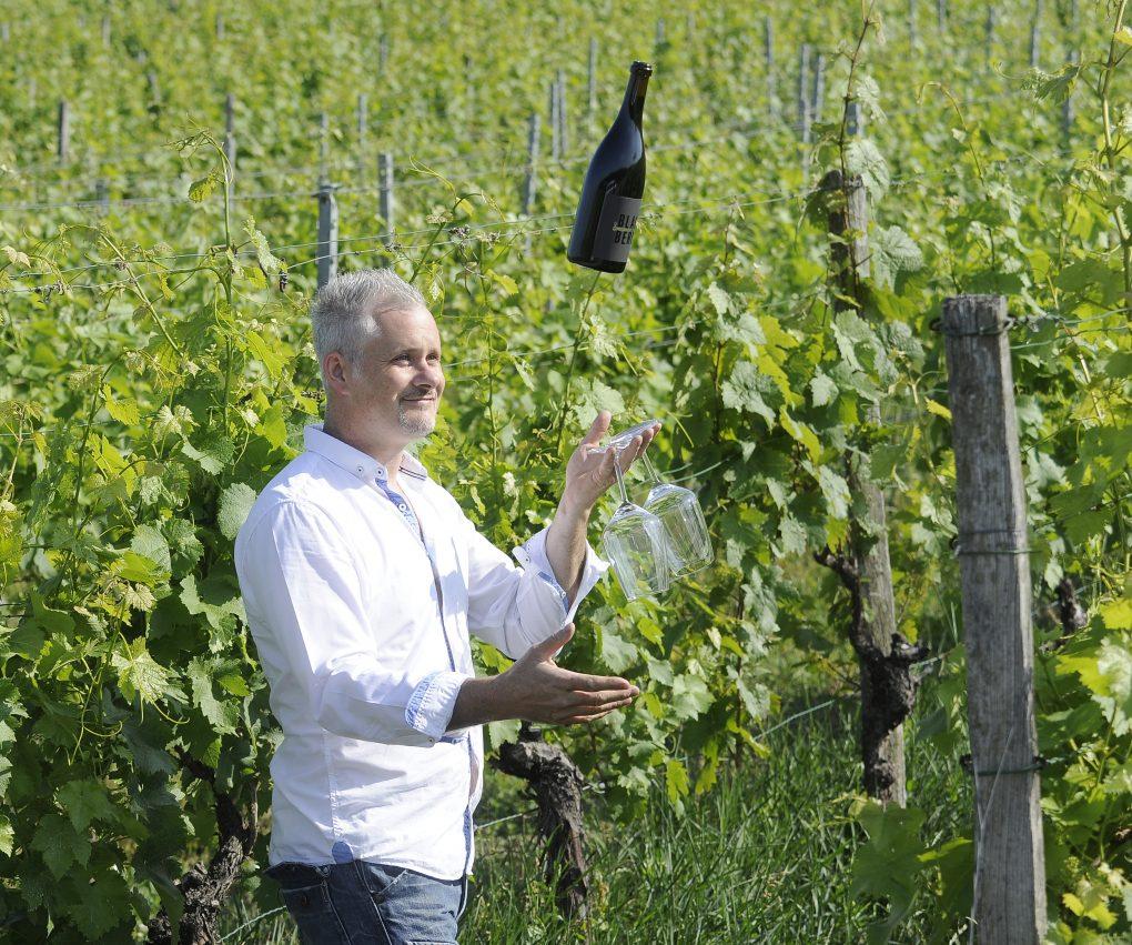 Wein Lesetage Magazin  Markus Bruker
